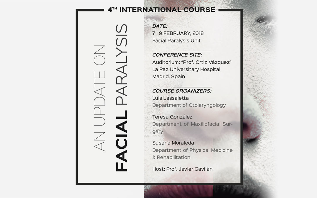 4th International Course: An Update On Facial Paralysis
