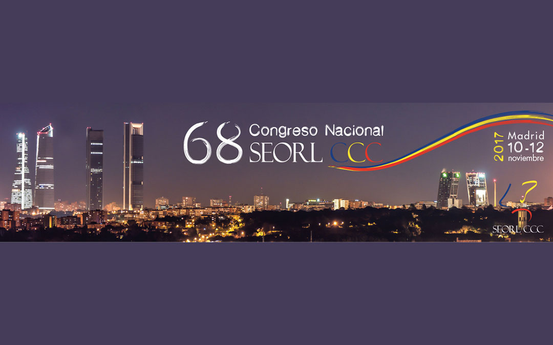 68 Congreso Nacional de la SEORL
